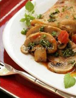chicken marengo