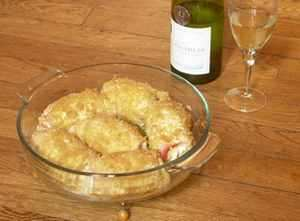 chicken cordon bleu recipe