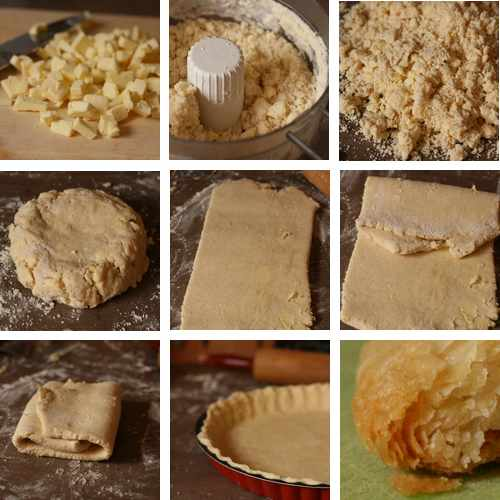 puff pastry dough recipe