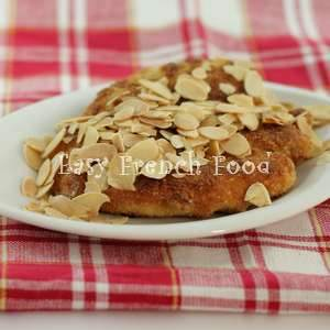 almond chicken recipe