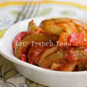 basque food piperade
