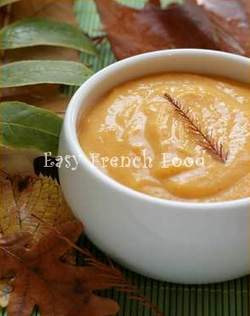 Recipes squash soup