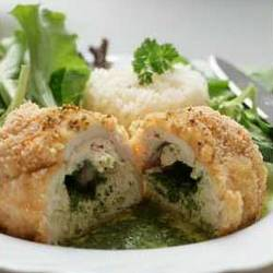 chicken Kiev recipe