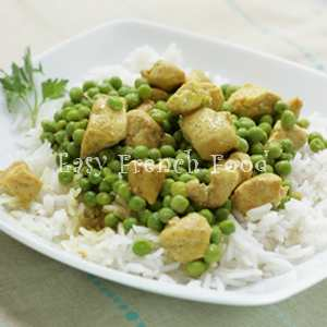 easy curry chicken recipe