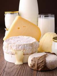 French dairy products