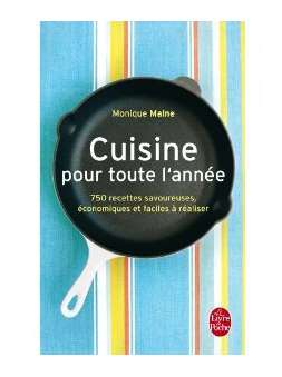 french menu planning book