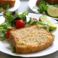 salmon appetizer bread