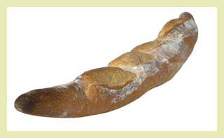 French Breakfast Bread - A Baguette